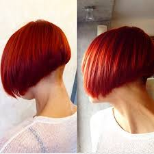 layered buzzed bob hair 42 best nape shaved images on pinterest bob hair styles chile
