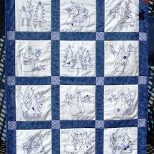 25 unique embroidered quilts ideas on baby quilt
