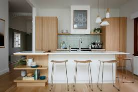 Century Kitchen Cabinets by Josh Jenna Modern Mid Century Kitchen Freedom Kitchens Caesarstone