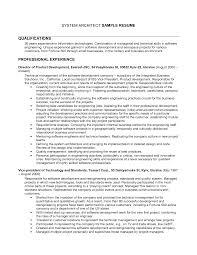 Software Architect Resume Examples by Resume Buyer Accounting Visualcv Senior Software Architect Resume