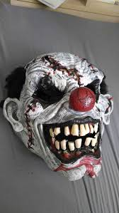 scary clown halloween mask scary clown halloween mask for sale in fairfield ca 5miles buy