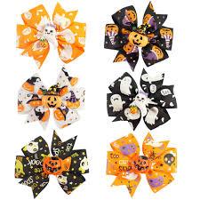 aliexpress com buy halloween hair bow girls 3