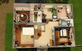 mod the sims plainfields a modern classic manor