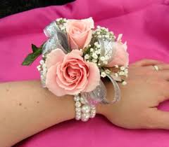 pink corsages for prom pink corsage in cape coral fl enchanted florist of cape coral