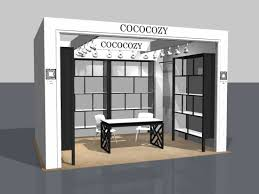 brede allied custom booths simple booth design home design