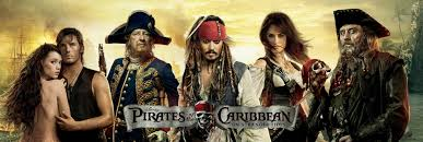 stranger tides pirates caribbean