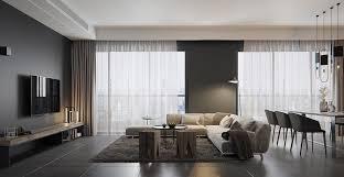 dark interior luxury styles 6 dark and daring interiors