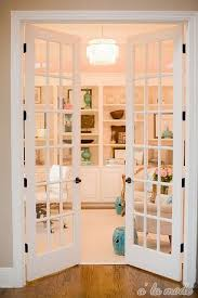 Best  Interior French Doors Ideas On Pinterest Office Doors - Dining room with french doors