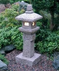 japanese granite lantern for sale by nva creative garden granite