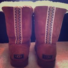 ugg s kaleen boot 50 ugg shoes ugg boots camel color w stitching from