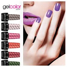 gelcolor by opi lincoln park after dark nails beauty manicure