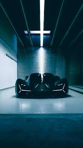 cars lamborghini blue the lamborghini terzo millennio concept is a lightning strike from