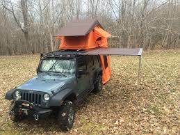 jeep roof top tent firefly roof top tent