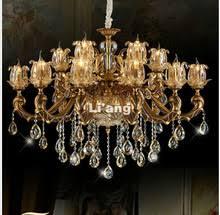 Brass Antique Chandelier Popular Antique Crystal Chandelier Buy Cheap Antique Crystal