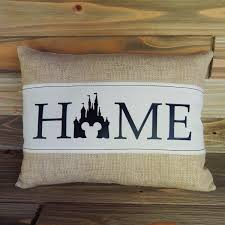 disney inspired 12x16 pillow cover disney world disney home