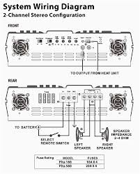 subwoofer wiring diagrams fine diagram amplifier carlplant