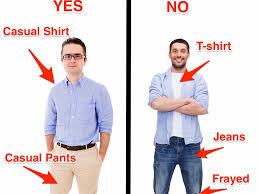 jpmorgan u0027s relaxed dress code business insider