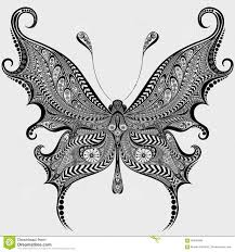 abstract pattern butterfly abstract butterfly patterns illustration 66540998 megapixl