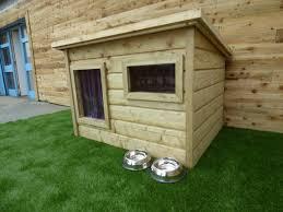 Extra Dog House Insulated Funky Cribs regarding Wood Dog
