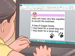 how to make a business plan for kids with pictures wikihow