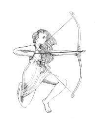 artemis goddess of the hunt crystal vaults