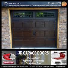 Miller Overhead Door by Bayville Ny Garage Door Repair Jd Garage Door