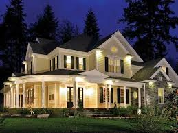 House With Wrap Around Porch 320 Best Beautiful Homes Images On Pinterest Dream Houses