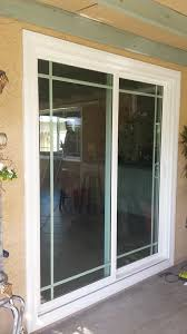 Patio Slider Door Retrofit Vinyl Replacement Windows Patio Sliding Doors French