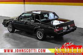 Buick Grand National Car 1987 Buick Grand National For Sale 1757725 Hemmings Motor News