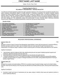 Resume Samples For Professionals by Top Mining Resume Templates U0026 Samples