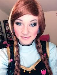 disney frozen princess anna makeup powerful mak