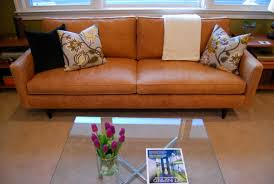 our reupholstered petrie sofa is back the borrowed abodethe