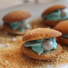 seashell shaped cookies fish cake tutorial coolest the sea themed cakes cakerschool