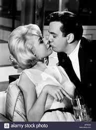 sandra dee u0026 bobby darin that funny feeling 1965 stock photo