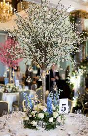 wedding trees blossom trees wedding lounge