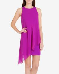 Drape Tunic Dress Bnwt Ted Baker Locie Asymmetric Drape Tunic Dress Pale Purple Size