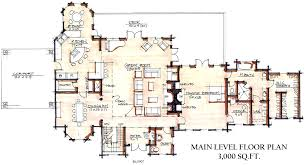 floor plans for large homes luxury log cabin house plans homes floor plans