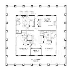 House Plans With Elevators by Southern Style House Plan 5 Beds 5 50 Baths 5689 Sq Ft Plan 17 280