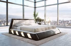 Schlafzimmer Komplett Lederbett Designer Lederbett Lenox Bei Nativo Designermöbel Deutschland Online