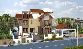 Arabian Model House Elevation Kerala Modern Beautiful Duplex House Designs Home Design