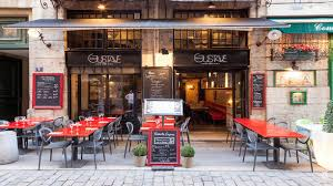 gustave cuisine bistrot gustave in lyon restaurant reviews menu and prices