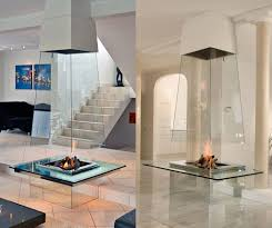 pyramidal fireplaces pyramidal fireplace suspended fireplace