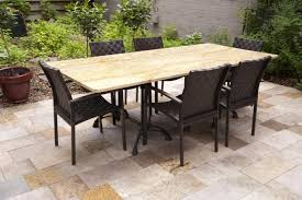 Granite Table Patio Epic Outdoor Patio Furniture Patio Chair Cushions In Granite