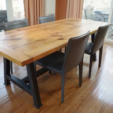 authentic custom made dining room tables for sale