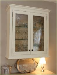 small white wooden glass door display cabinets of amazing glass