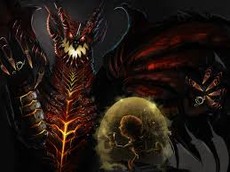 Wildfire Eternal Gatherer by Think Deathwing Is Too Weak Here Are The Biggest Baddest And