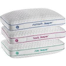 bed gear pillow bedgear align queen side sleeper pillow rc willey furniture store
