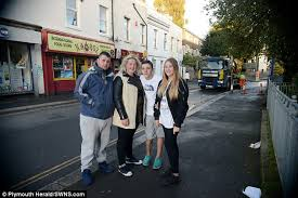 Plymouth Herald News Desk Plymouth Teens Save Lives Of Two Elderly Women Trapped Inside A