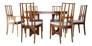 broyhill dining room tables broyhill brasilia dining room set chairish