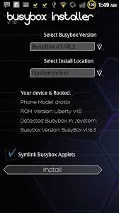 busybox apk busybox installer for android free and software reviews